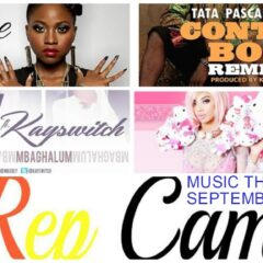 MUSIC THURSDAY: #237MUSIC #iLOVECAMERMUSIC SEPTEMBER EDITION