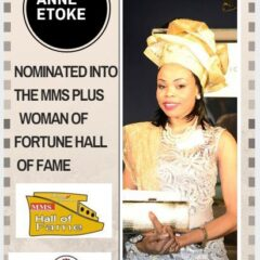 #INSPIRED #WCW: ANNE ETOKE NOMINATED IN THE MMS WOMAN OF FORTUNE HALL OF FAME